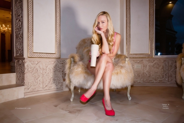 Kayden Kross on chair Image 5