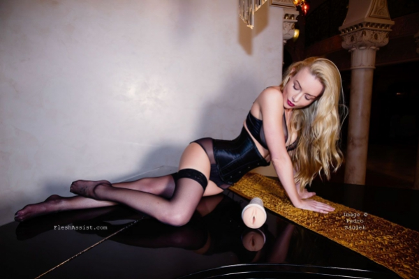 Kayden Kross by piano Image 4