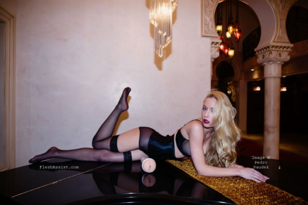 Kayden Kross by piano Image 5