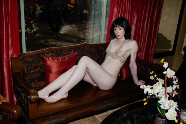 Stoya Sofa and Window