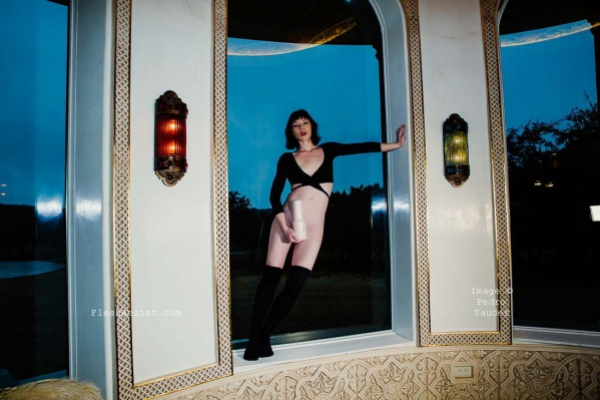 Stoya by a window Image 8