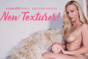 Kayden Kross New Fleshlight Textures 2018 Image