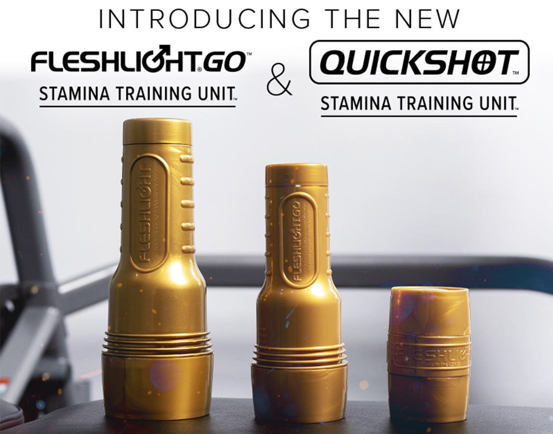 Fleshlight GO Stamina Training Unit Announcement Image