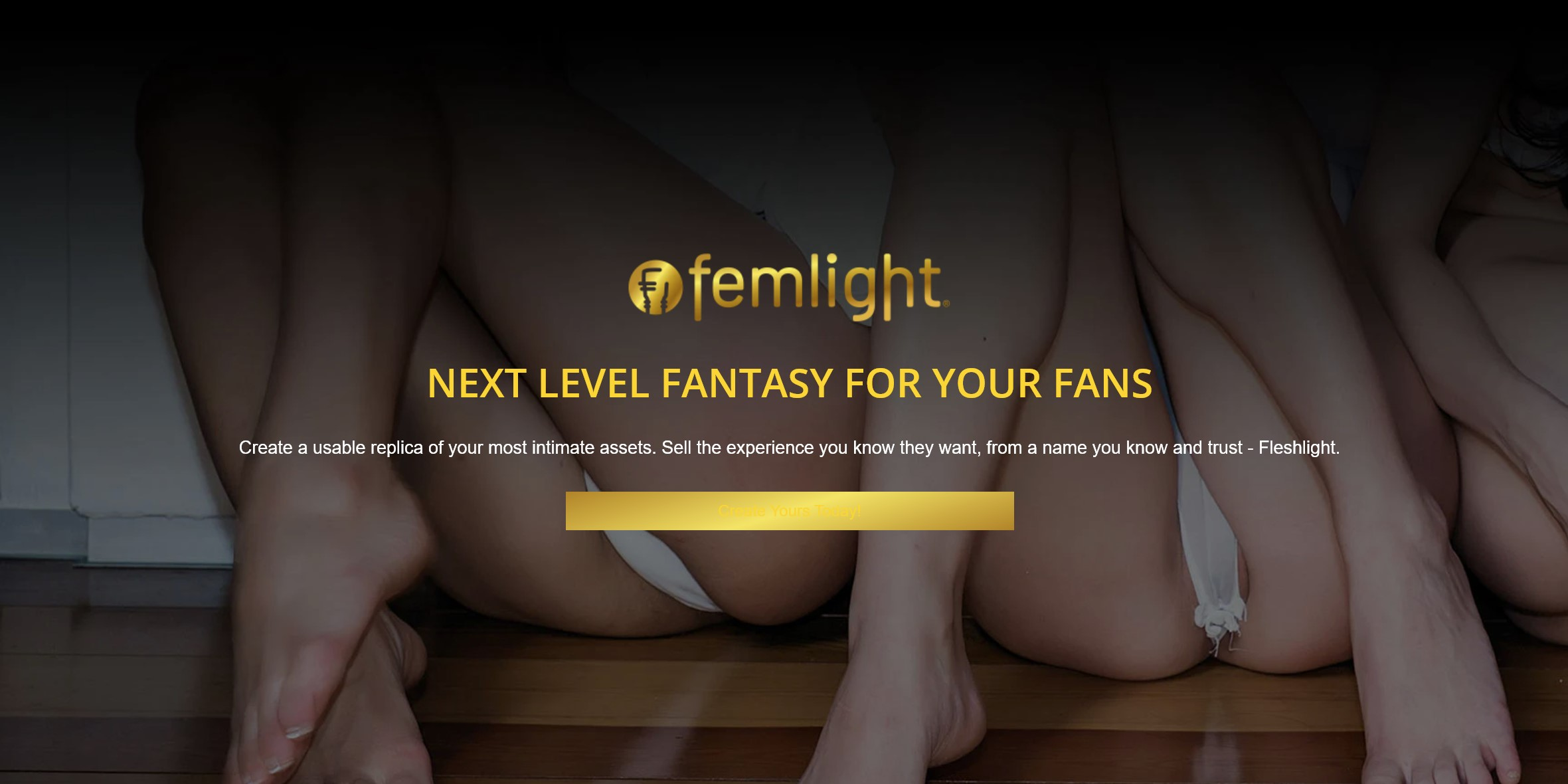 Femlight leaked new revolutionary Fleshlight product Image