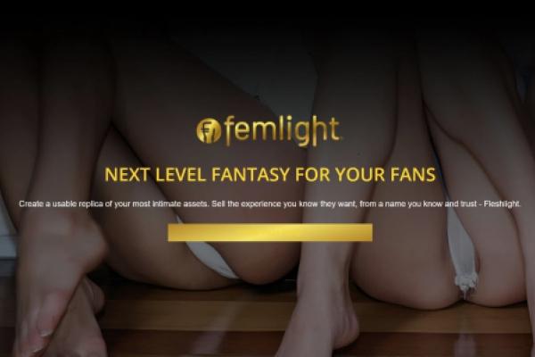 Femlight leaked new revolutionary Fleshlight product Image
