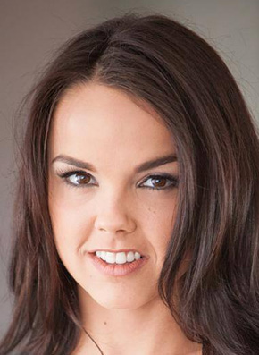 Dillion Harper's Headshot