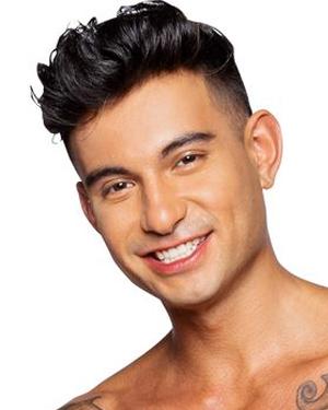 Ricky Roman Headshot