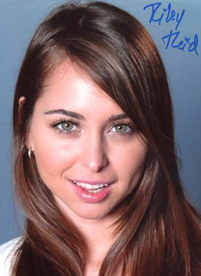 Riley Reid's Headshot