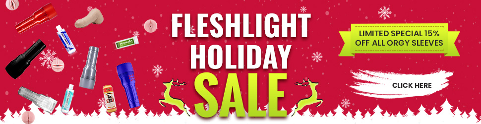 Fleshlight Holiday Sale 2019