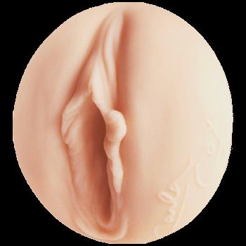 Carla Cox's Pussy Orifice Image