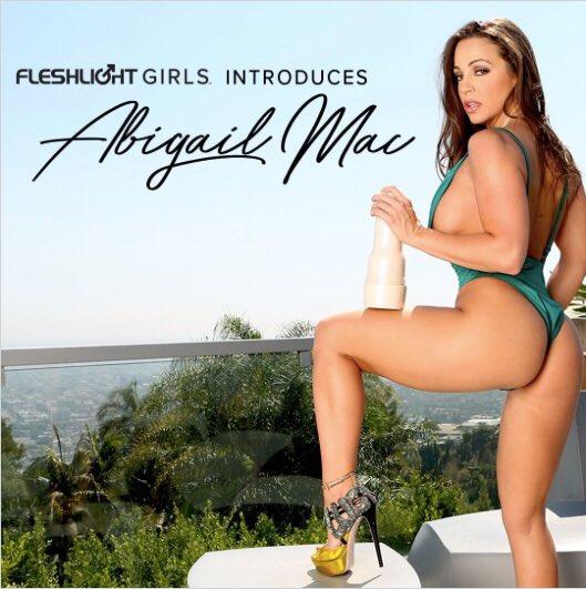 Abigail Mac Fleshlight Girl Image 0