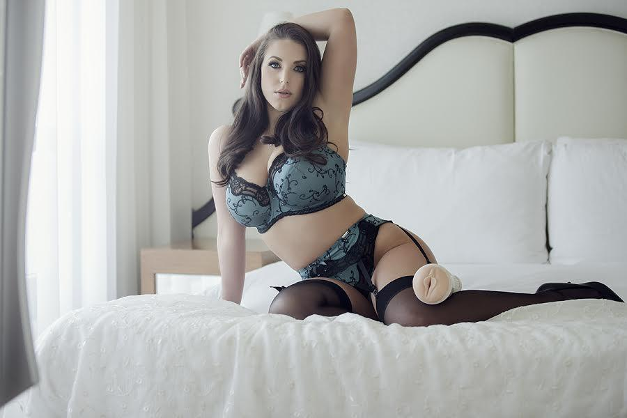 Angela White Fleshlight Girl Image 3