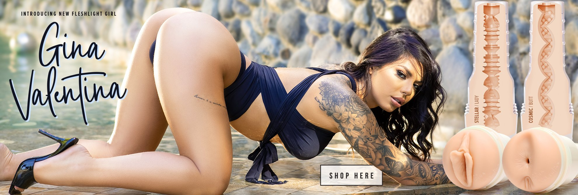 Gina Valentina Fleshlight Girl Image 0