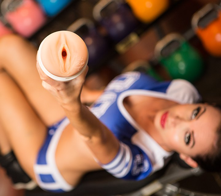 Nikki Benz Fleshlight Girl Image 1