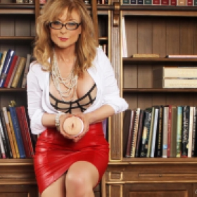 Nina Hartley Fleshlight Girl Image 0