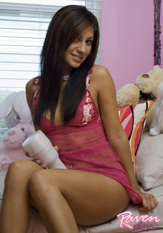Raven riley fleshlight